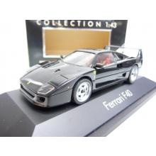 Herpa 010320 1:43 Ferrari F40 schwarz Collection - Neuware in OVP
