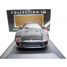 Herpa 010320 1:43 Ferrari F40 schwarz Collection - Neuware in OVP