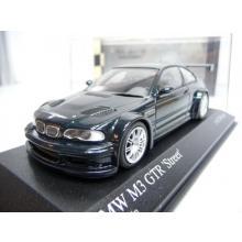 Minichamps 400 012104 1:43 BMW M3 GTR Street - Neuware in OVP