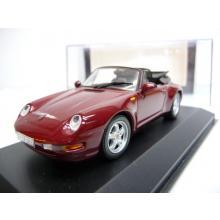Minichamps 1:43 Porsche 911 Cabriolet 1994 - Neuware in OVP