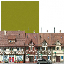 1707 Modellbau Acrylfarbe Naturgrün