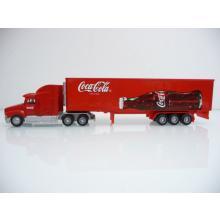 Coca Cola Truck 26cm Länge rot - Guter Zustand ohne OVP