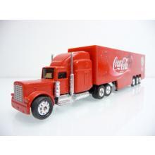 Coca Cola Truck 21cm Länge rot - Guter Zustand ohne OVP