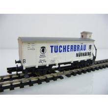 Arnold N 0154-2 Wärmeschutzwagen 2-achsig TUCHERBRÄU