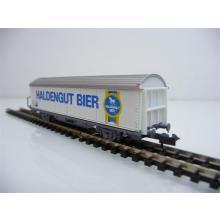 Arnold N 0154-6 Wärmeschutzwagenmit Brhs REICHELBRÄU