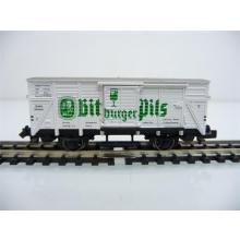 Fleischmann N 8362 Wärmeschutzwagen G 10 Bitburger Pils