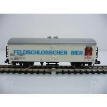 Lima N 5598C Kühlwagen SBB CFF 2-achsig mehrfarbig Feldschlösschen