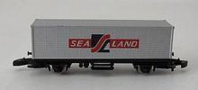 8616 Containerwagen beladen mit 40 ft. Container SEALAND - Märklin Z