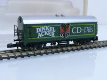 8648 Kühlwagen Dinkelacker CD Pils - Märklin Z