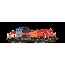 Brawa H0 42728 Diesellok Gravita 15D BR 265 265 302-0 Basic+ Neuware