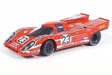 28505 Porsche 917 Works Team Le Mans 1970 #23 Orange Revell 1:18
