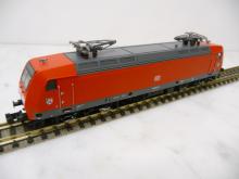820296 MAN F8 Kroll-Tank-LKW 1985 ESSO 3-achsig Herpa H0