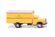 8600125 Mercedes Benz L 6600 Post Koffer LKW Wiking