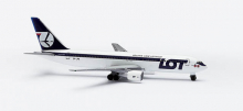 502917 LOT - Polish Airlines Boeing 767-300 70 Jahre Herpa