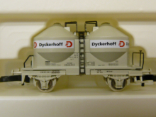 8632 Silowagen von Dyckerhoff aus Epoche IV - Märklin Z