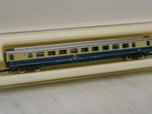 8759 IC-Grossraumwagen 2. Klasse Epoche IV dunkelgrün - Märklin Z