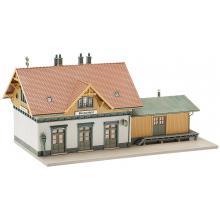 Kleinstation Blumenfeld Faller H0 110097