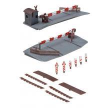 Beschrankter Bahnübergang Faller H0 120173