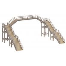 Fußgängerbrücke Faller H0 120178