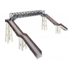 Fußgängerbrücke Faller H0 120179