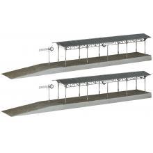 2 Bahnsteige Faller H0 120204