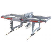 120290 Containerbrücke - Faller H0