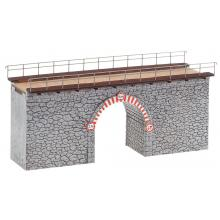 Steinbogenbrücke Faller H0 120498