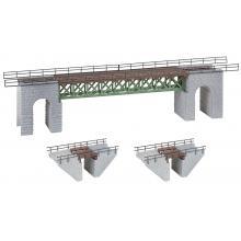 Schmalspurbrücken Faller H0 120501