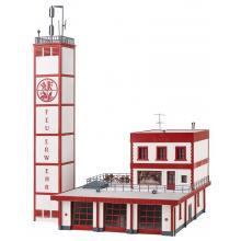 Moderne Feuerwache Faller H0 130159