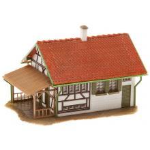 130277 Fachwerkhaus - Faller H0