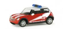 048132 Mini Cooper BMW Werkfeuerwehr M