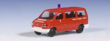 041904 VW T4  Caravelle Feuerwehr, limitierte Auflage Herpa H0