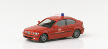 045865 BMW 3er Compact ELW FW Offenbach Herpa H0