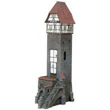 Altstadt-Turmhaus Faller H0 130402