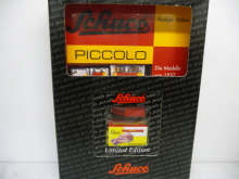 01662 MB 170 SCHUCO Piccolo Sammlerkatalog 1999 Schuco