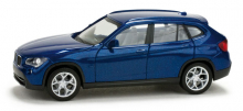 034340 BMW X1, metallic Herpa H0