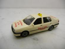 041928 VW Vento 1992 TAXI Spiel + Hobby Kupsch Herpa
