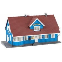 Schwedischer Dorfladen Faller H0 130660