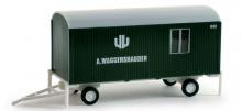 076364 Bauwagen Waggershauser Herpa