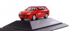 263122 Porsche Cayenne, rot Spielwarenmesse 2003 PC Herpa