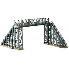131361 Fußgängerbrücke - Faller H0