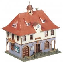 Romantisches Rathaus Faller H0 131376