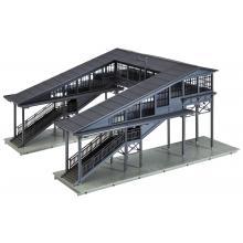 131378 Bahnsteigbrücke - Faller H0