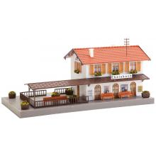Bahnhof Ebelsbach Faller H0 131380
