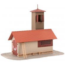 131383 Feuerwehrgerätehaus - Faller H0