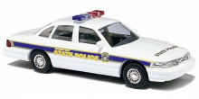 49086 Ford Crown Victoria Connecticut State Police Busch