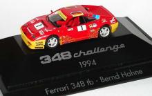036245 Ferrari 348 tb Bernd Hahne, rot 348 Challenge 1994 Herpa