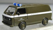 700184 VW Bully Military Police Herpa