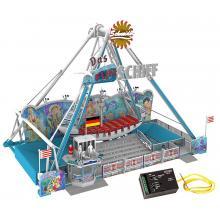 Fahrgeschäft FUN-Schiff Faller H0 140420