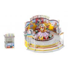 Fahrgeschäft Crazy Clown Faller H0 140424
